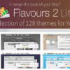 Flavours 2 - Themes for Mac