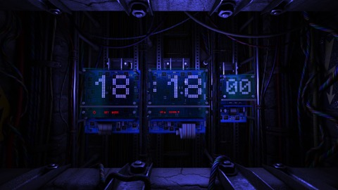 Digital_Clock_3D