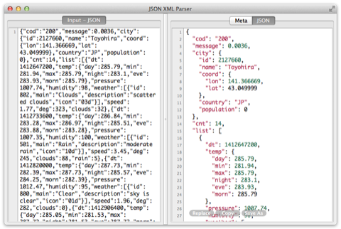 JSON_XML_Parser