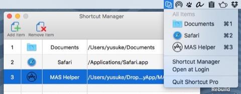 Shortcut_Pro