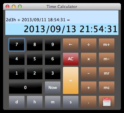 Time_Calculator
