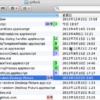 リスト表示したFinder項目の横に開いた回数を表示したり、開いた回数のリストをメニューバーから参照できたりする『UseCountViewer』