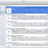Dropboxによる同期に対応した軽量RSSリーダー『RSSLoader』
