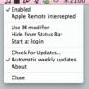 iTunesの音量をキーボードの音量キーで調整できるようにする『iTunes Volume Control』