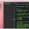 JavaScriptの知識だけで作れるウィジェットをデスクトップに表示『Übersicht』