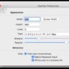 スクリーンキャストに便利!キー入力をデスクトップに表示『KeyCast』