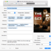 映画やドラマの動画ファイルにアートワークやあらすじ、出演者情報などのメタデータを付与する『iFlicks』