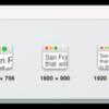 ディスプレイの解像度をメニューバーから変更『BestRes』