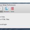 様々な条件によってリンクを開くWebブラウザを自動的に切り替える『Browser Ninja』