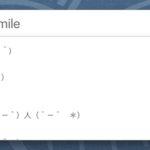 ᕦ( ᐛ )ᕤ顔文字を検索してクリップボードへコピー『Facy』